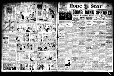 Hope Star from Hope, Arkansas on March 30, 1933 · Page 1