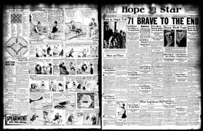 Hope Star from Hope, Arkansas on April 5, 1933 · Page 1