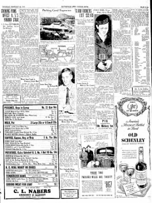 The Courier News from Blytheville, Arkansas on February 29, 1940 · Page 5