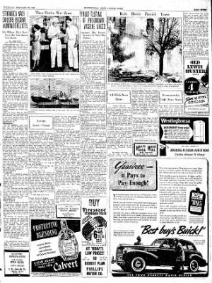 The Courier News from Blytheville, Arkansas on February 29, 1940 · Page 7