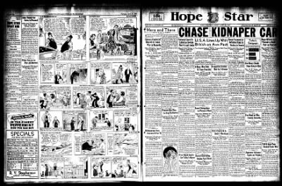 Hope Star from Hope, Arkansas on April 27, 1933 · Page 4