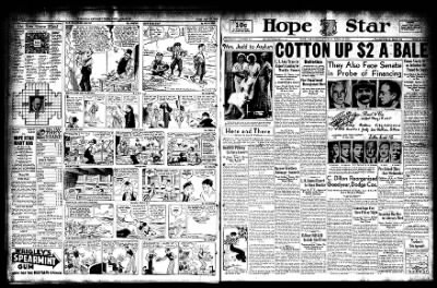 Hope Star from Hope, Arkansas on April 29, 1933 · Page 1