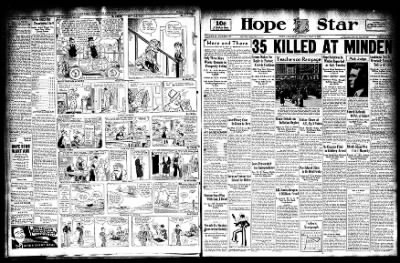 Hope Star from Hope, Arkansas on May 1, 1933 · Page 4