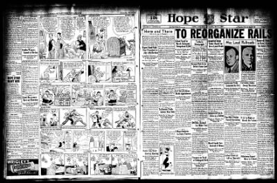 Hope Star from Hope, Arkansas on May 4, 1933 · Page 1