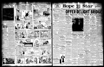 Hope Star from Hope, Arkansas on May 8, 1933 · Page 4
