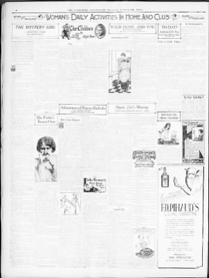 The Cincinnati Enquirer From Cincinnati Ohio On March 24 1924 Page 8