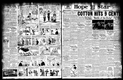 Hope Star from Hope, Arkansas on May 11, 1933 · Page 1
