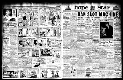 Hope Star from Hope, Arkansas on May 13, 1933 · Page 4