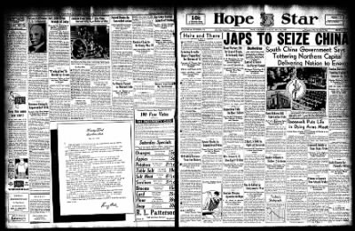 Hope Star from Hope, Arkansas on May 18, 1933 · Page 6
