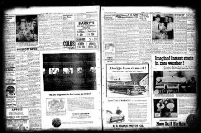 Hope Star from Hope, Arkansas on November 16, 1954 · Page 18