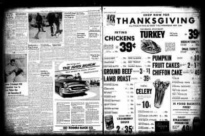 Hope Star from Hope, Arkansas on November 18, 1954 · Page 20
