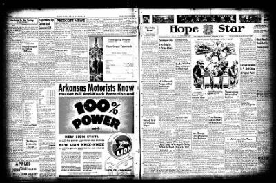 Hope Star from Hope, Arkansas on November 23, 1954 · Page 18