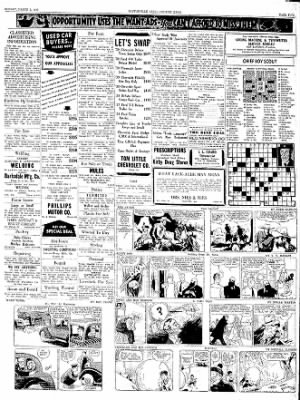 The Courier News from Blytheville, Arkansas on March 4, 1940 · Page 5