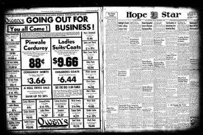 Hope Star from Hope, Arkansas on November 26, 1954 · Page 4
