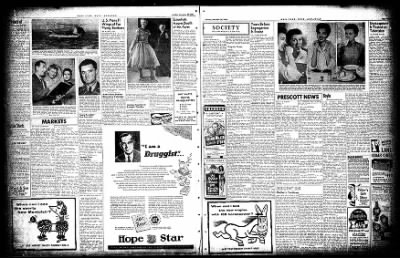 Hope Star from Hope, Arkansas on November 29, 1954 · Page 8