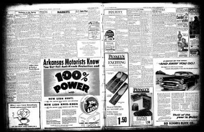 Hope Star from Hope, Arkansas on November 30, 1954 · Page 7