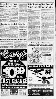 The Cincinnati Enquirer from Cincinnati, Ohio on July 29, 1983 · Page 22