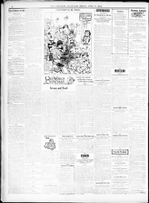 the cincinnati enquirer from cincinnati ohio on april 9 1926 page 4 Entry Level Clerical Resume