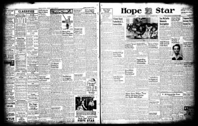 Hope Star from Hope, Arkansas on December 6, 1954 · Page 4