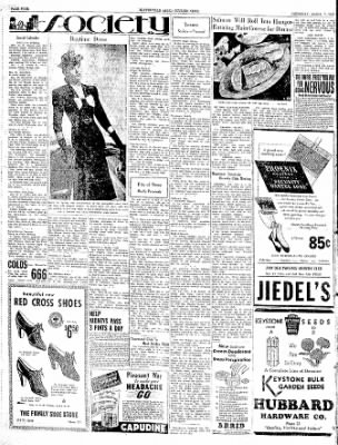 The Courier News from Blytheville, Arkansas on March 7, 1940 · Page 4