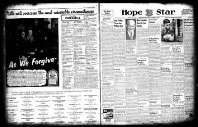 Hope Star from Hope, Arkansas on December 10, 1954 · Page 18
