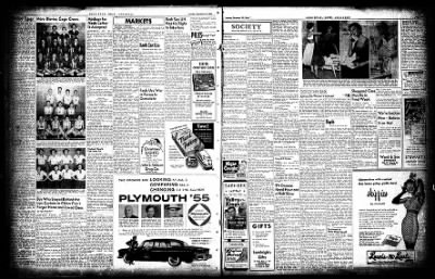 Hope Star from Hope, Arkansas on December 13, 1954 · Page 11