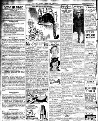 Hope Star from Hope, Arkansas on November 10, 1931 · Page 2
