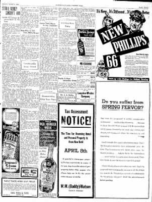 The Courier News from Blytheville, Arkansas on March 8, 1940 · Page 3