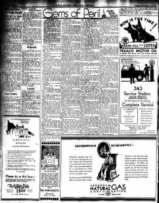 Hope Star from Hope, Arkansas on November 12, 1931 · Page 4