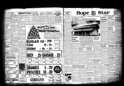Hope Star from Hope, Arkansas on December 15, 1954 · Page 4