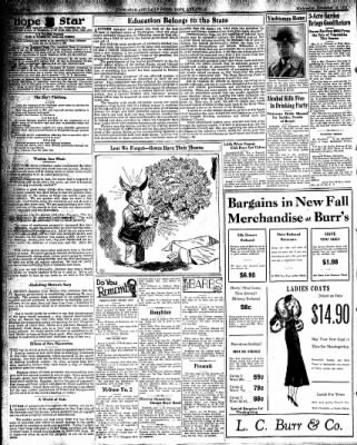 Hope Star from Hope, Arkansas on November 18, 1931 · Page 4