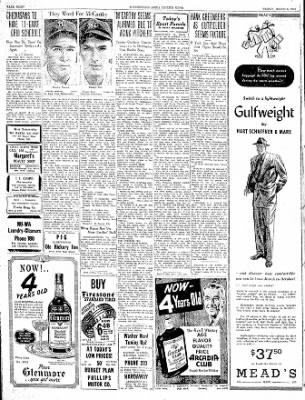 The Courier News from Blytheville, Arkansas on March 8, 1940 · Page 8