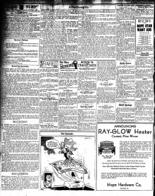 Hope Star from Hope, Arkansas on November 21, 1931 · Page 2