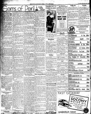 Hope Star from Hope, Arkansas on November 24, 1931 · Page 4