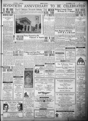 Oakland Tribune from Oakland, California on November 15, 1930 · Page 9