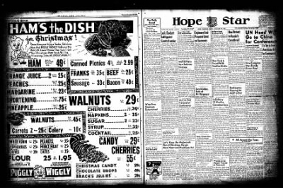 Hope Star from Hope, Arkansas on December 16, 1954 · Page 31