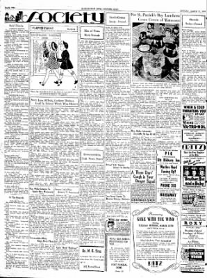 The Courier News from Blytheville, Arkansas on March 11, 1940 · Page 2