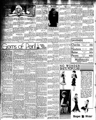 Hope Star from Hope, Arkansas on December 2, 1931 · Page 2