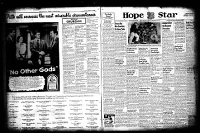 Hope Star from Hope, Arkansas on December 18, 1954 · Page 5