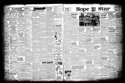 Hope Star from Hope, Arkansas on December 18, 1954 · Page 12