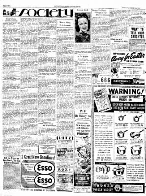 The Courier News from Blytheville, Arkansas on March 12, 1940 · Page 2