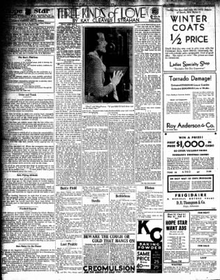 Hope Star from Hope, Arkansas on December 14, 1931 · Page 2