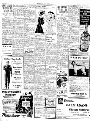 The Courier News from Blytheville, Arkansas on March 12, 1940 · Page 6