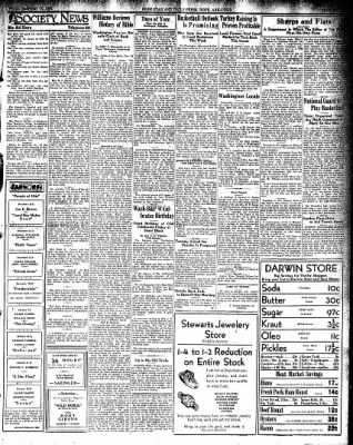 Hope Star from Hope, Arkansas on December 18, 1931 · Page 3
