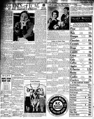 Hope Star from Hope, Arkansas on December 18, 1931 · Page 4
