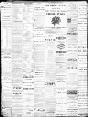 The Atchison Daily Champion From Atchison Kansas On July 1 1871
