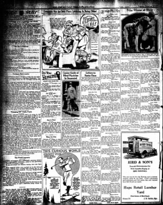 Hope Star from Hope, Arkansas on December 22, 1931 · Page 2