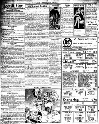 Hope Star from Hope, Arkansas on December 23, 1931 · Page 2
