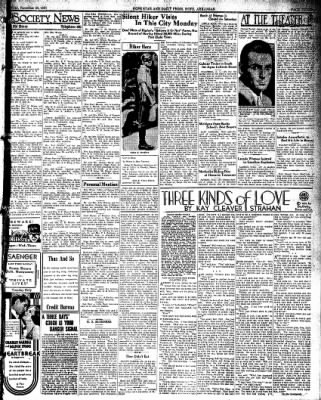Hope Star from Hope, Arkansas on December 28, 1931 · Page 3