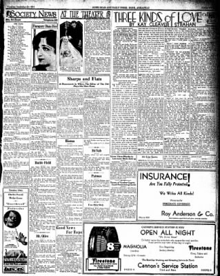 Hope Star from Hope, Arkansas on December 29, 1931 · Page 3